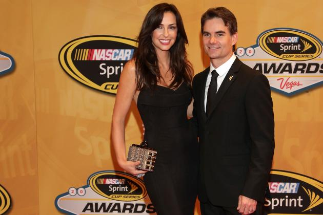 Jeff Gordon's Wife: Pictures of Beautiful Model Ingrid Vandebosch