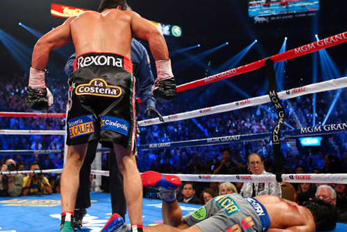 Freddie Roach Says 'Foot Stomping' Led to Pacquiao's Loss to Marquez