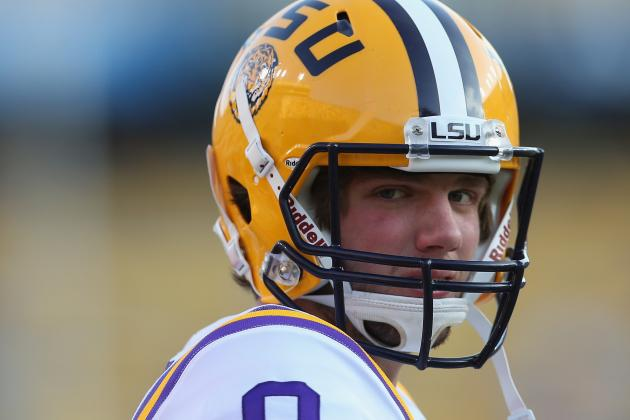 LSU Football: Why QB Zach Mettenberger Will Live Up to the Hype in 2013