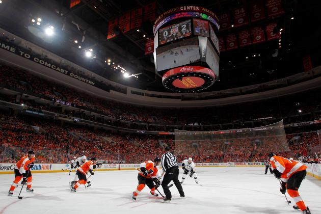 Philadelphia Flyers vs. Pittsburgh Penguins Game Preview
