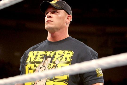 Imagining John Cena as a 1980's WWE Superstar