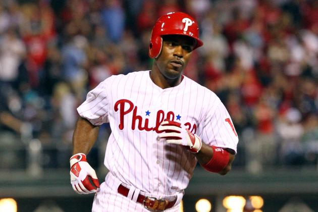 Rollins Confident Phillies Can Rise Again in NL East