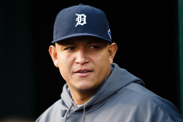 Tigers Star Miguel Cabrera Shouldn't Worry About Being a Vocal Leader