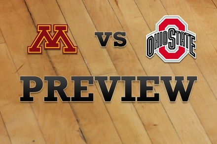 Minnesota vs. Ohio State: Full Game Preview