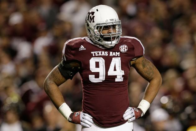 Aggies Send Six to NFL Combine