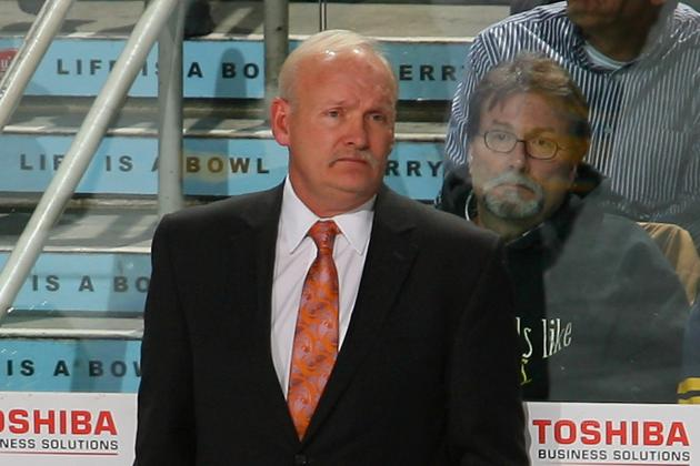 Sabres Fire Lindy Ruff After 6-10-1 Start