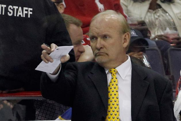 Buffalo Sabres Fire Lindy Ruff After 15 Seasons