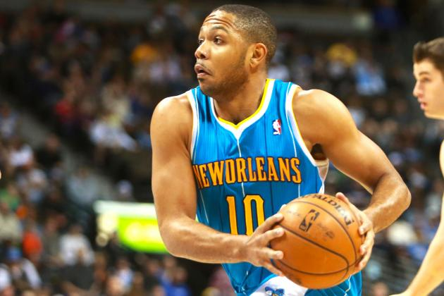 Eric Gordon Trade Makes Perfect Sense for Golden State Warriors