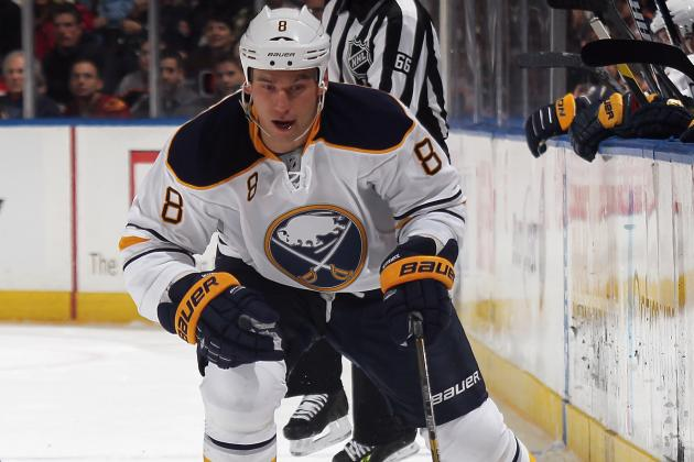Sabres Waive F Cody McCormick