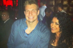Gronk's Back Partying in Vegas