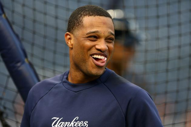 Yankees, Cano Have Talked 'Significant' Contract