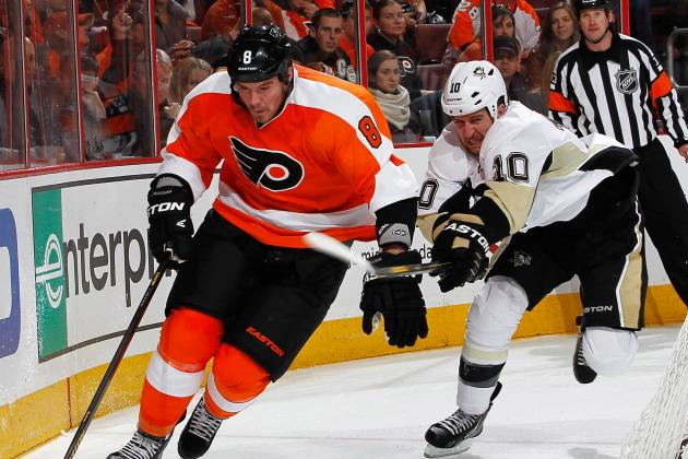 Penguins Expect Emotions to Be High vs. Flyers