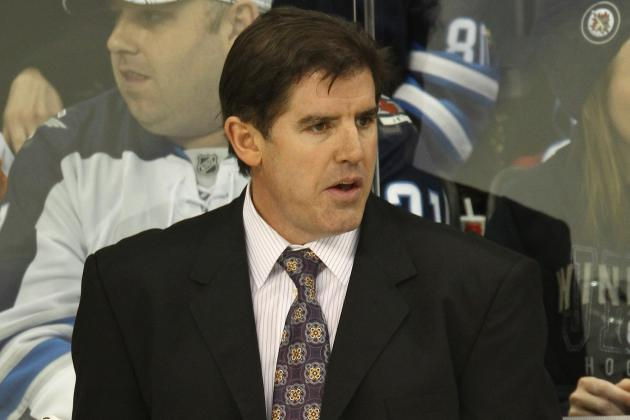 Laviolette Reflects on First Third of Flyers' Season