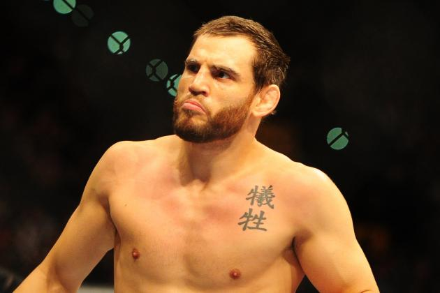 Jon Fitch Cut by UFC: Does His Release Create a Credibility Issue for the UFC?