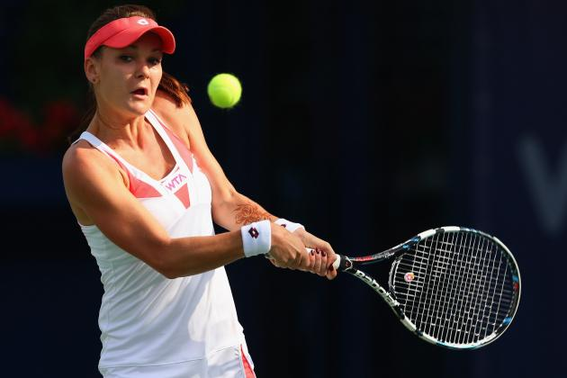 Radwanska Reaches Quarterfinals in Dubai