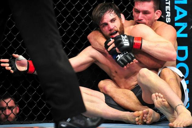 Jon Fitch Released from the UFC Along with 15 Other Fighters