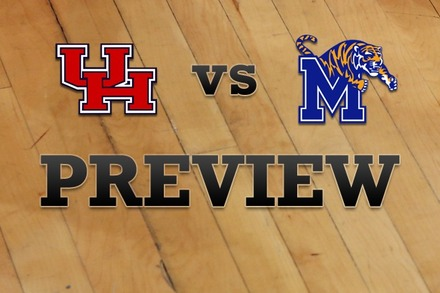 Houston vs. Memphis: Full Game Preview