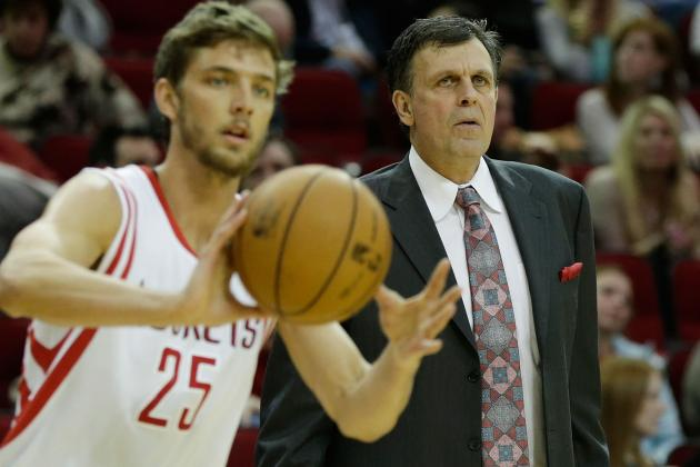 McHale on Trades: 'We're Not Doing Anything'