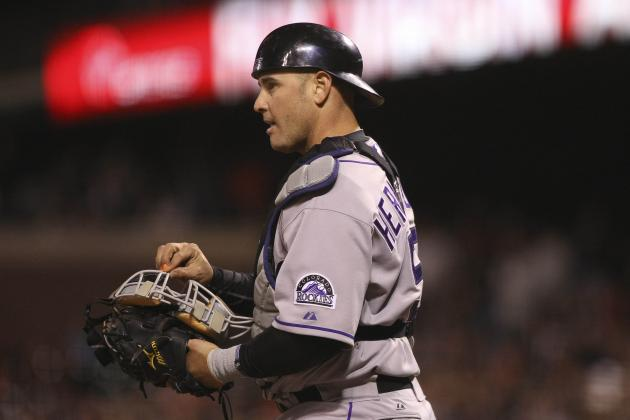 Will Rockies' Depth Lead to a Trade