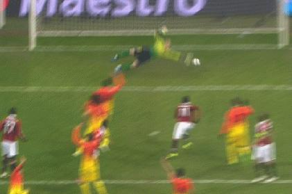 GIF: Kevin Prince Boateng Goal V Barcelona