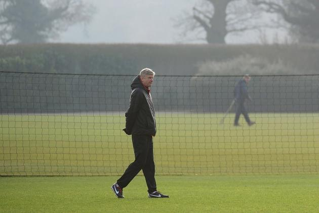 Arsene Wenger Must Leave Arsenal