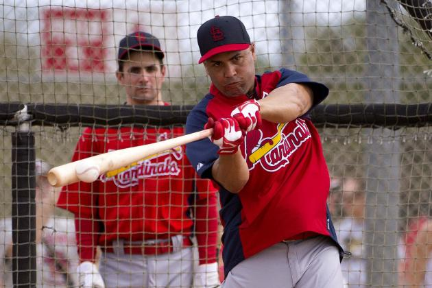 Beltran Focused on Continued Success, Health