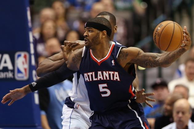 NBA Trade Deadline 2013: Josh Smith to Houston Would Make Rockets an Elite