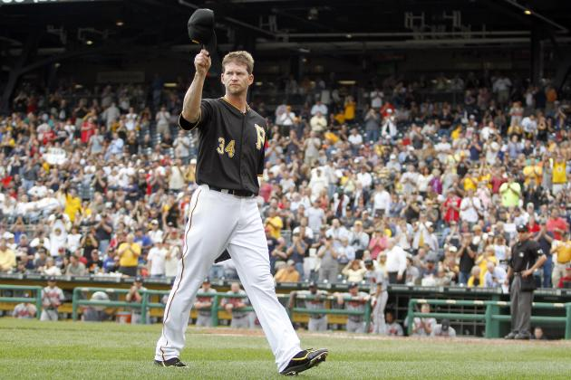 A.J. Burnett Named Pirates Opening Day Starter
