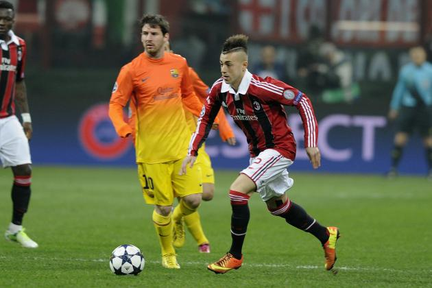 Why Stephan El Shaarawy Was the Undisputed Star of AC Milan vs. Barcelona