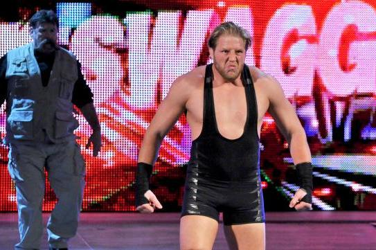 WWE Star Jack Swagger Arrested on Traffic and Marijuana Violations