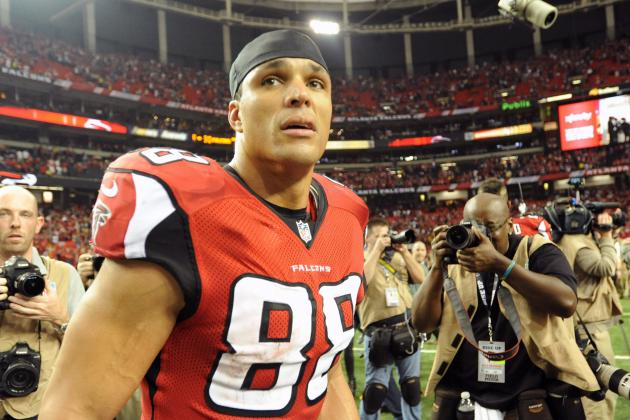 Could Tony Gonzalez Return for One More Season?