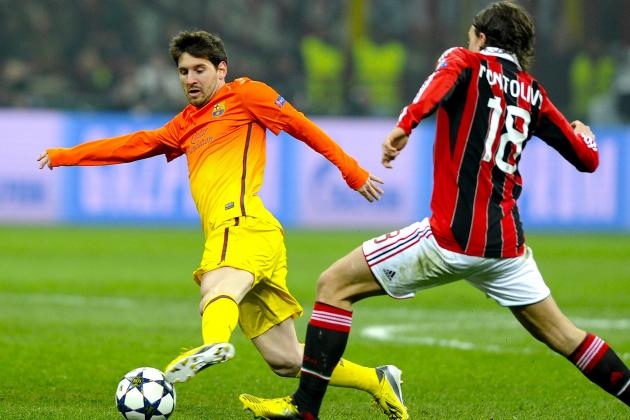 AC Milan vs Barcelona: Live Score, Highlights and Analysis