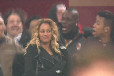 Mario Balotelli, Robinho & Friends Going Crazy After AC Milan Win