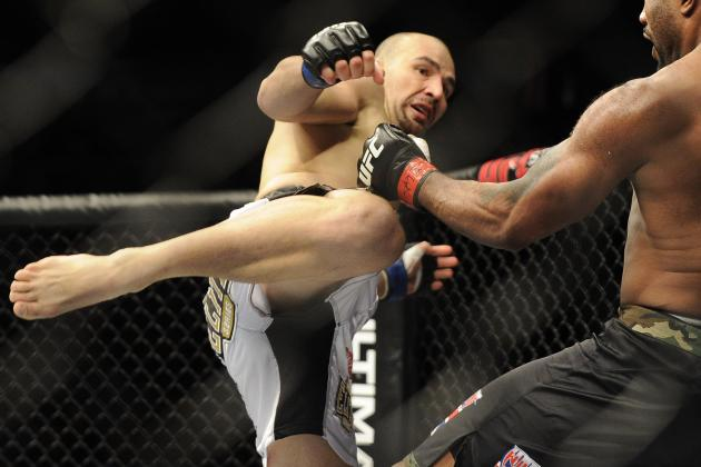 UFC 160 Fight Card: Ryan Bader vs. Glover Teixeira Early Prediction