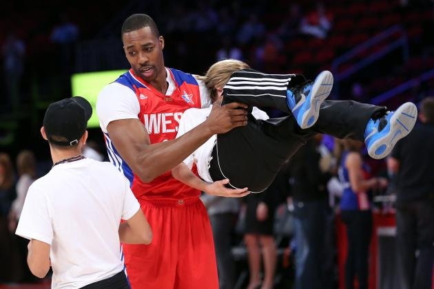 Dwight Howard Drops Strongest Hint Yet That He'll Re-Sign with Lakers
