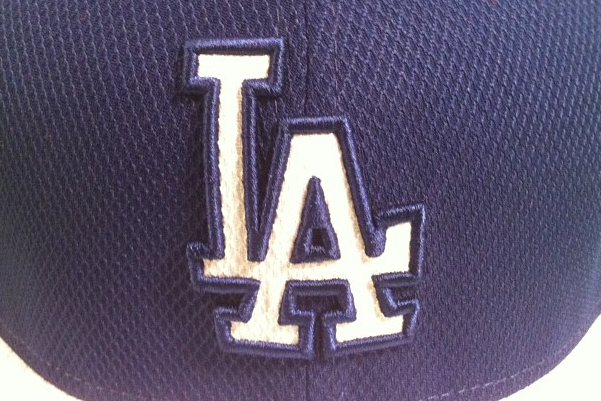 Instagram: Dodgers' New Batting Practice Hats