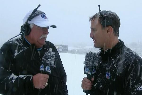 Bizarre Snowstorm Suspends Accenture Match Play