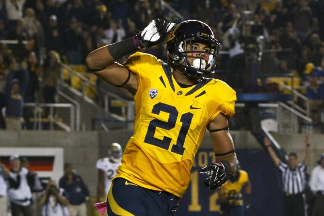 Keenan Allen: Injured WR Will Be One of the Steals of 2013 NFL Draft