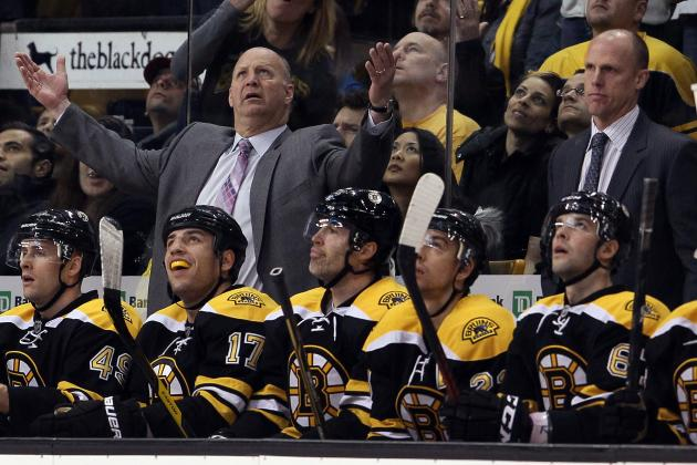 Bruins Back to Full Strength at Practice