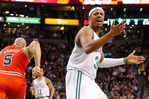 Celtics and Nets Have Reportedly Discussed Paul Pierce Trade