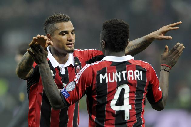 Rating the AC Milan Players vs. Barcelona in the Champions League