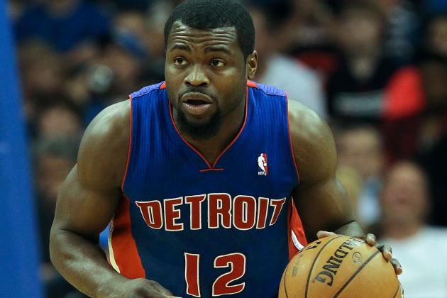 Will Bynum Positioned to Stay with Pistons Past Deadline