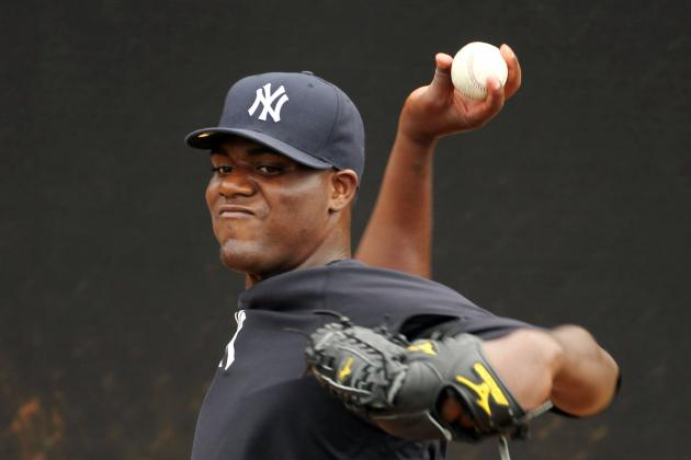 Yankees Pitcher Pineda Pleads No Contest to DUI