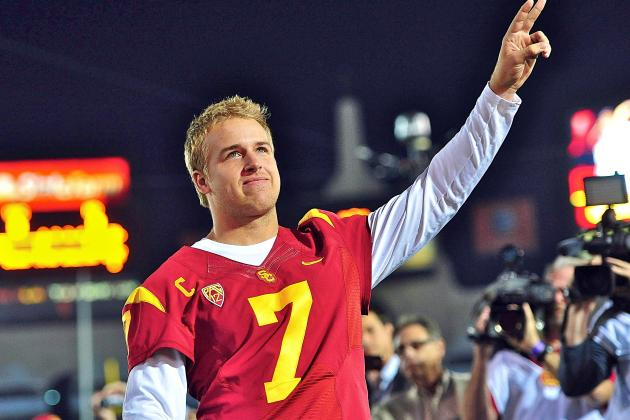 Closer Look at Matt Barkley's Separated Throwing Shoulder
