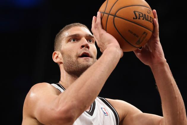 Brooklyn Nets: Are the Nets Brook Lopez's Team?
