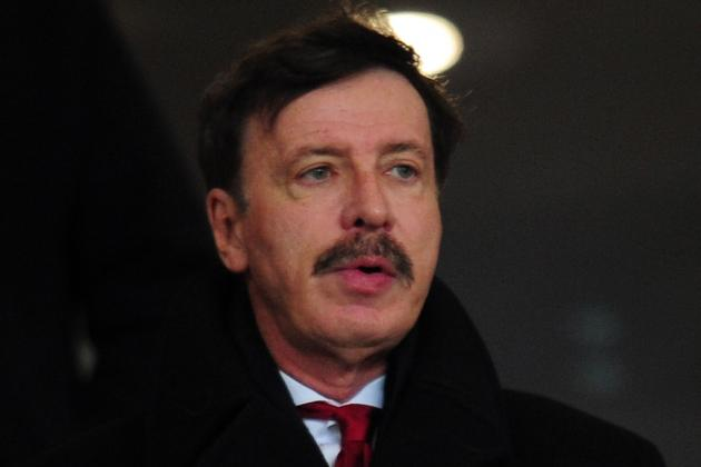 Arsenal Owner, Stan Kroenke, Gives Arsène Wenger His Full Support