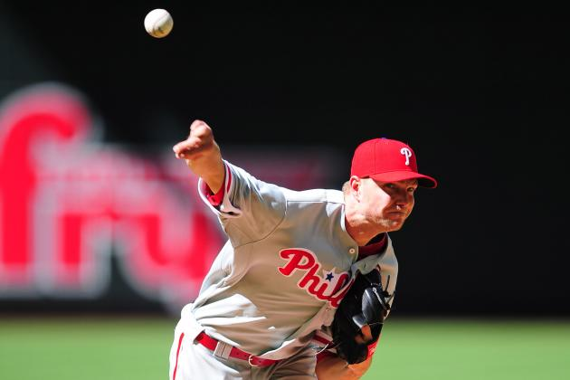 Ryan Madson Plays Catch, but Return Timetable Is Uncertain