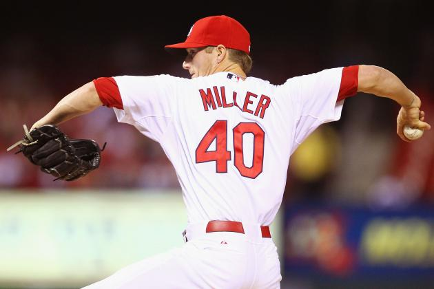 Will St. Louis Cardinals Rotation Battle Be Affected by Miller's Shutdown?