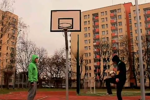 Insane Soccer Trick Shots