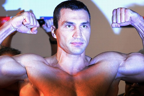 Klitschko Deal Dependent on Floyd